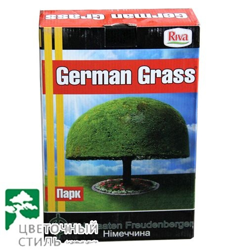 Газонная трава German Grass 1кг Парк